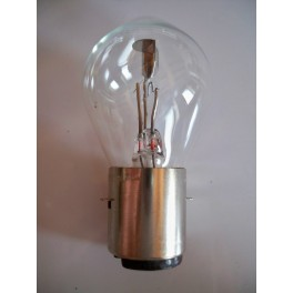 Lampe Code 6V 18/18W BA20d