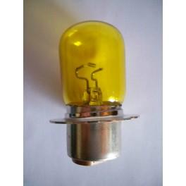 Lampe 6V 45W P35s jaune