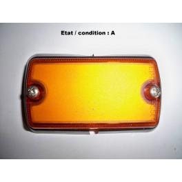 Catadioptre latéral avant orange SEIMA 55560