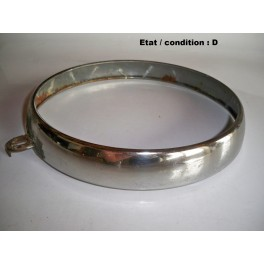 Chromed headlight surround SEV MARCHAL