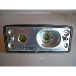 Platine feu clignotant veilleuse droit SEIMA 422D