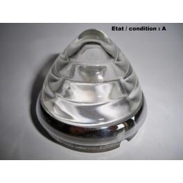 Cabochon feu saillant cristal LABINAL 2332 C