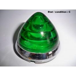 Cabochon feu saillant vert de dépassement LABINAL 2332 V