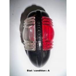 Left sidelight Fanal MARCHAL 7654G (black)