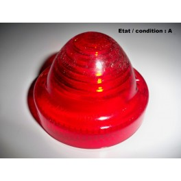Red taillight lens AXO A302