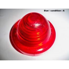 Cabochon feu arrière rouge AXO A318