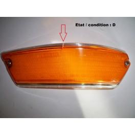 Left front light indicator lens CIBIE 5076