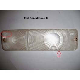 Left front light indicator lens FRANKANI 601G