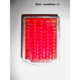 Taillight reflector TPV 11