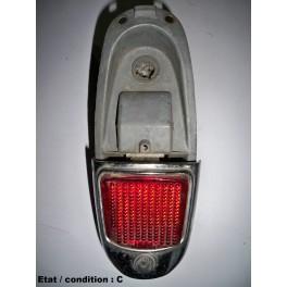 Left taillight with full filler flap FRANKANI