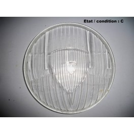 Headlight glass european code Equilux SEV MARCHAL 157073
