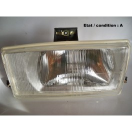 Left headlight European Equilux SEV MARCHAL 61228903