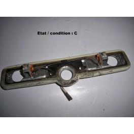Licence plate light lampholder AXO 1511
