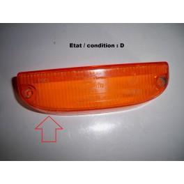 Front light indicator lens HELLA K22718
