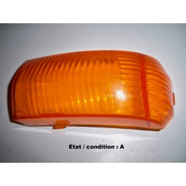 Right rear indicator lens LUCAS L726
