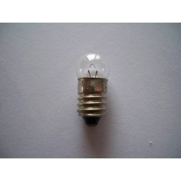 "Bulb ""dashboard"" or ""side light"" 24V 3W (0.125A) E10"