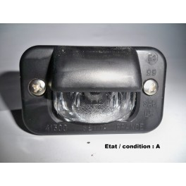 Licence plate light SEIMA 41300