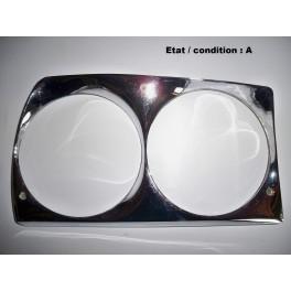 Right double headlight surround