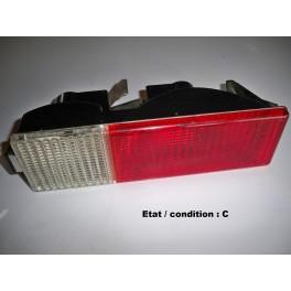 Right reversing light and rear foglight SEIMA 20800