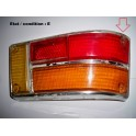 Right taillight lens BOSCH K43206