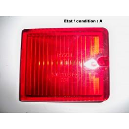 Left red taillight lens BOSCH 204
