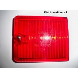Right red taillight lens BOSCH 1315620904
