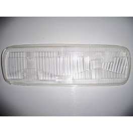 Left headlight glass SIEM 9100
