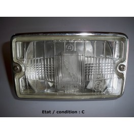 White spotlight headlight Jodolux SIEM 6950