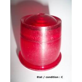 Red light lens PK LMP 2680-110