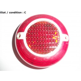 Taillight with licence plate light lens SEIMA 522 (TPV 323)