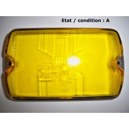 CIBIE 35 - Yellow spotlight glass (E2 136/128)