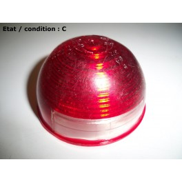 Red taillight + licence plate lens ARA 41?