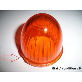 Orange taillight indicator lens SEIMA (glass)