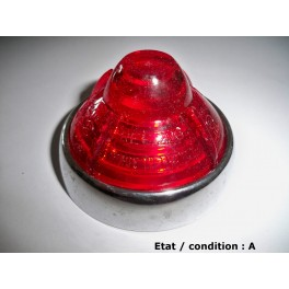 Red taillight lens SEV MARCHAL 220