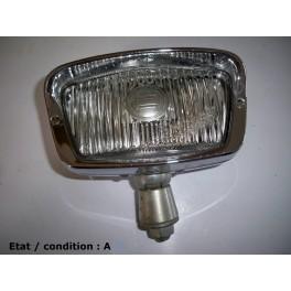 Chromed foglight headlight BOSCH A1173