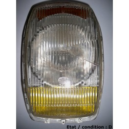 Headlight H4 HELLA 1ER001166-16