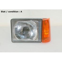 Left H4 headlight with indicator KINBY YFA1188K