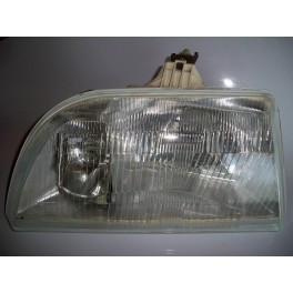 Left twin headlight H4 SIEM 14840