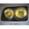 Phare double optique gauche SIEM 14100 / 12560