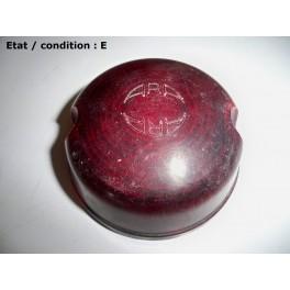 Cabochon feu rouge ARA 501 (stries)