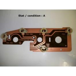Left taillight bulbholder FRANKANI 6220464