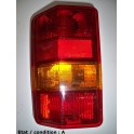 Left taillight VERALUX