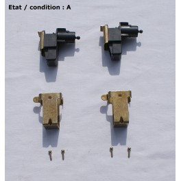 Pair of correctors for headlight with manual hydraulic adjustment CIBIE 003540