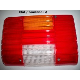 Right taillight lens QUILLERY 26530