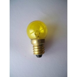Bulb 6V 2,4W (0.40A) EP10 yellow