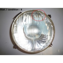 Headlight European Code CARELLO 07.631.800