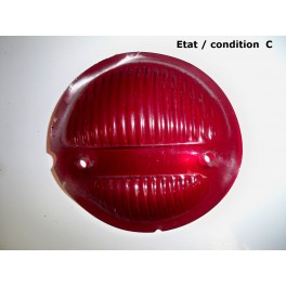 Red taillight lens MARCHAL 178
