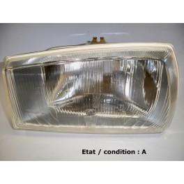 Left european code headlight CIBIE 480019