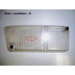 Right front light indicator lens SEIMA 436D