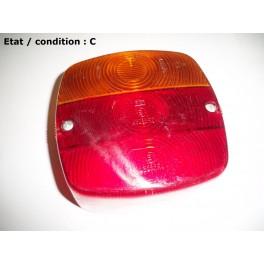 Taillight lens HELLA 43256
